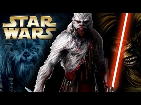 Every Wookiee Jedi and Sith from Star Wars Star Wars Revealed