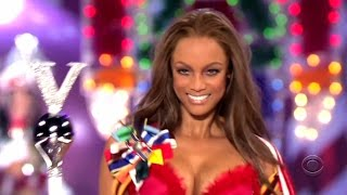 Tyra Banks Victoria's Secret Runway Walk Compilation 1997-2005 HD