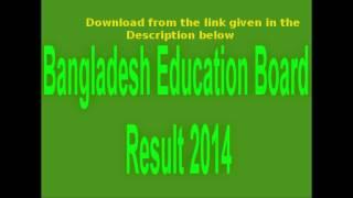 bangladesh ssc results 2014