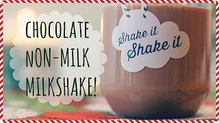 Healthy Vegan Chocolate Smoothie Recipe!