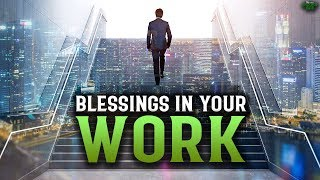 ALLAH PUTS EXTRA BLESSINGS IN YOUR WORK IF YOU DO THIS