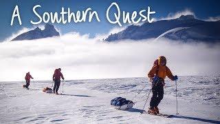 Climbing Peaks Off The Coast Of Antarctica