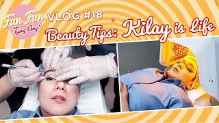 [Fun Fun Tyang Amy] Vlog 18 : Kilay Is Life | Beauty Tips