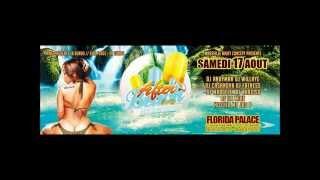 DJ WILLAYE  Official Kalash L'AFTER BEACH DE MARSEILLE