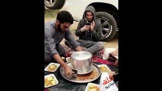 طبخوا كبسة وجابوا العيد ههههههههههه