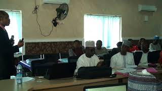 Presentation on Activisim by Barr Eze Onyekpere Part 11
