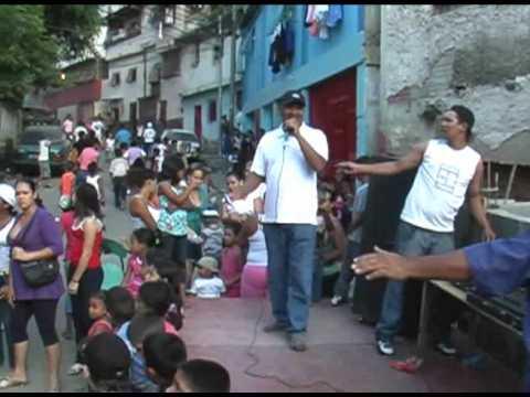 Así Celebramos en Petare Fiesta en el Barrio San José parte 1