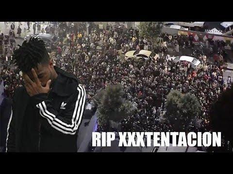 Xxx Mp4 XXXtentacion Memorial Turns Into A Riot 3gp Sex