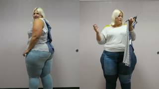 In the Dressing Room: Dillards Plus Size Try On