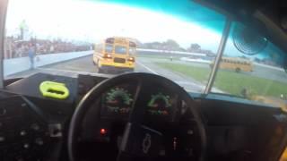 Return of school bus Figure 8 Part 2