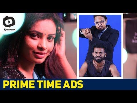 Xxx Mp4 Prime Time Ads Latest Telugu Comedy Video Episode 2 2018 Latest Telugu FUNNY Videos Khelpedia 3gp Sex
