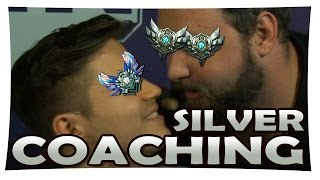 Silber ADC-Coaching mit Kavalierpirat