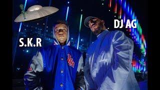 Shaker AkA S.K.R   اجواء الغربيه   DJ AG   RUHGVNG ( Official Music Video )