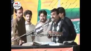 Zakir Qazi Waseem Abbas : Latest New Qasida 2016 : Shan e Haider Nishan e Haider