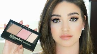 NEW! Maybelline Master Contour ♡ Review & Demo