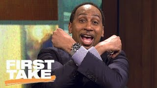 Stephen A. goes off on Cowboys loss to Broncos | First Take | ESPN