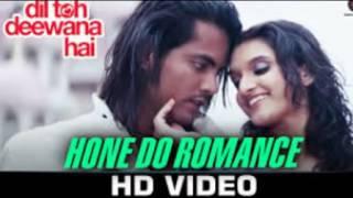 2016 New Bollywood Movie Dil Toh Deewana Hai (Comedy/Romance)