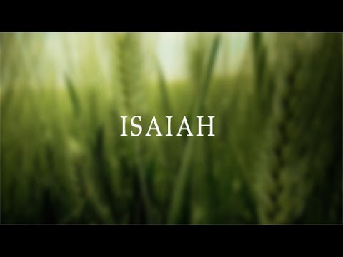 Word for Today: Isaiah 32