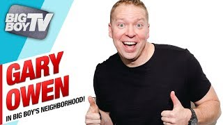 Gary Owen on Comic View, His Reality TV Show &Looking Like Tommy From Power