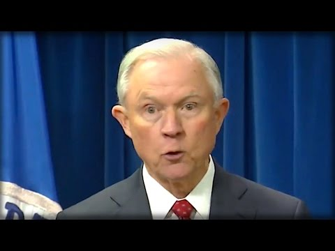 URGENT JEFF SESSIONS BREAKS SILENCE WHAT HE SAID SECONDS AGO CONFIRMS TRUMP'S WORST FEAR