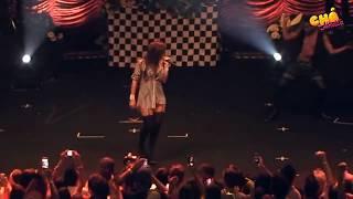 Anitta Excitada, Simula Sexo com Dançarino no Palco - HD