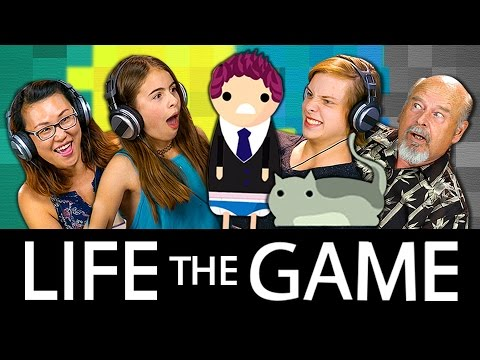LIFE & DEATH All GENERATIONS PLAY LIFE THE GAME React Gaming