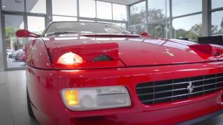 Ferrari 512 TR - Presented By Benn Correale from Ferrari Fort Lauderdale