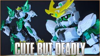 CUTE BUT DEADLY! SDBD RX-Zeromaru Shinki Kessho - MECHA GAIKOTSU REVIEW
