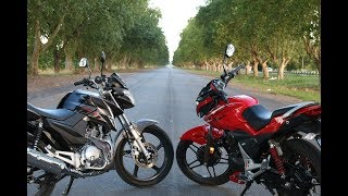 Road Trip #002: Yamaha YBR125 Z y Hero Hunk Sports - Motoblog Argentina