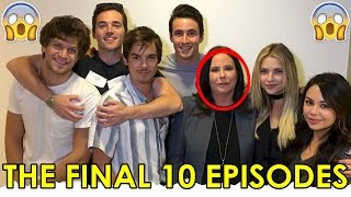 PLL | MARLENE KING TEASES THE FINAL 10 EPISODES OF PRETTY LITTLE LIARS