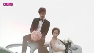 We got married ❤❤ (song ji hyo & chen bolin)