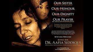 Daughter Of The Nation Dr. Aafia Siddiqui In Urdu Hindi 2017