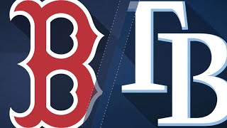 Porcello's 7 1/3 innings lead Red Sox to win: 9/16/17