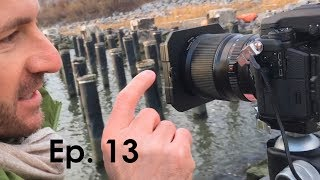 Shooting NYC Cityscapes with Fujifilm GFX Medium Format