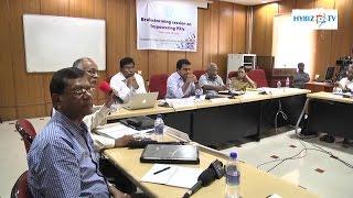 Raghunanadan TSIPARD Hyderabad - Hybiz.tv