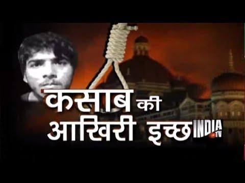 Xxx Mp4 Watch Ajmal Kasab 39 S Last Wish India TV 3gp Sex