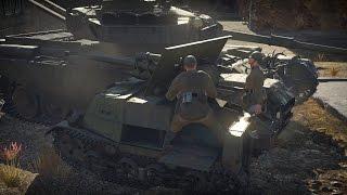 War Thunder - Episode 139 - Saddened (Realistic Battles/Eastern Europe)