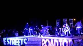 I AM HIP HOP FAMILY guest performance at Carter Road bandra at THE STREETS presented by RCJC