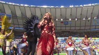 Shakira - La La La Brazil 2014 Closing Ceremony 2014 FIFA World Cup HD