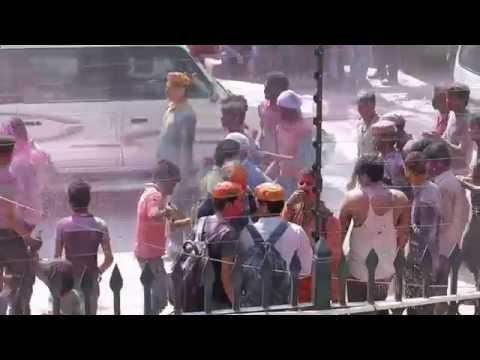 Holi 2015 - Mathura / Vrindavan