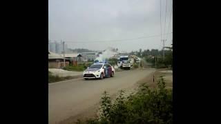 Konvoi 10 Truck Jhonlin Racing Team
