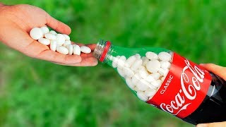 10 CRAZY COCA COLA EXPERIMENTS