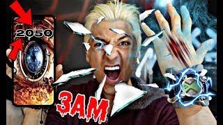 DO NOT TIME TRAVEL AT 3AM!! *OMG I SAW MY FUTURE SCARY* (GONE WRONG CHALLENGE)
