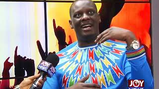 Upclose with Lord Kenya - Joy Entertainment News (3-4-18)