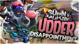 UDDER DISAPPOINTMENT