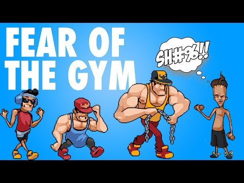 Beginner's Guide To The Gym | Overcoming Fear