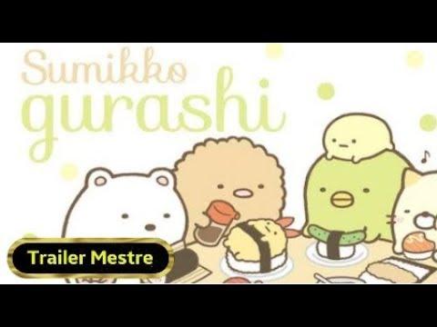 Sumikko Gurashi Sumikko Park he Youkoso Japanesr TV Commercial Trailer Nintendo Switch