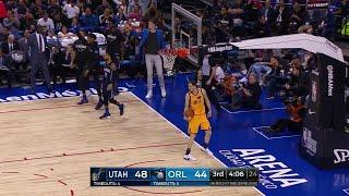 3rd Quarter, One Box Video: Orlando Magic vs. Utah Jazz