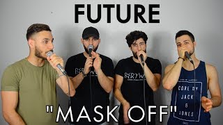 Berywam - Mask Off (Future Cover) In 5 Styles - Beatbox