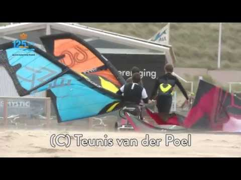 Thierry Schmitter: pionieer in seated kiteboarding